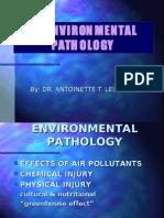 Environmental Pathology