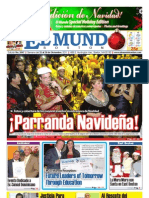 El Mundo Newspaper