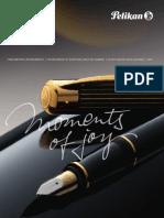 Pelikan Prestige Catalogue / Katalog 2011