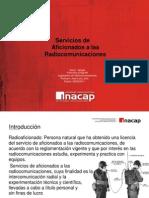 Servicios de Aficionados a Las Radiocomunicaciones Oficial