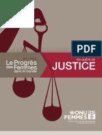 FR Report-Progress (Fr)