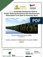 PDD Juma Reserve RED Project v5.0