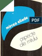 Mircea Eliade - Aspecte Ale Mitului