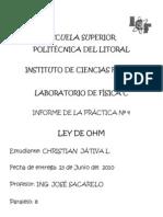inf4_ley de ohm