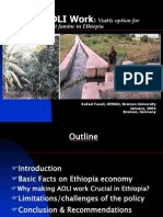 Making the Agricultural Development Led Industrialization Work