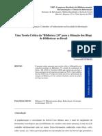 2011 CBBD 340-2647-1-PB Teoria Critica Biblioteca 2.0