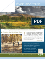 Wood River Land Trust Winter Newsletter 2011