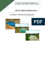 Apostila de Recuperacao de Areas Degradadas