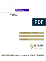 PMAC 2 User Manual