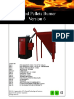 Pellets Burner 6 00 Manual English