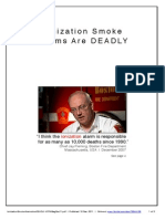 Ionization Smoke Alarms are DEADLY - VFFA Magazine - Dec 2011