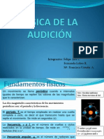 audicion biofisica