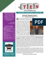 TEN Newsletter Winter 2011