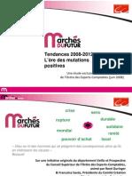 MdF Juin 2008 - Les Marchés Porteurs 2008- 2012 Blog