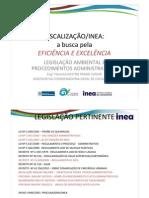 Apresentacao a Busca Pela Eficiencia e Excel en CIA Nestor Prado INEA