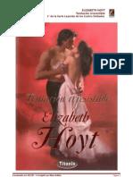 Elizabeth Hoyt - Serie Leyenda de los Cuatro Soldados 01 - Tentaci¢n Irresistible