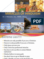 Miracles of Hinduism