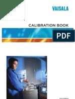 Vaisala Calibration Book