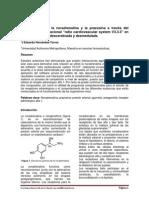 """Interacción entre la noradrenalina y la prazosina a través del programa computacional """"ratio cardiovascular system V3.3.3"""" en el modelo de rata descerebrada y desmedulada"""