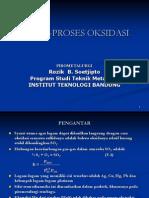Tayangan Pirometalurgi - V. Proses Oksidasi