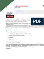 Cómo crear tu Portal Cautivo con Easy Hotspot