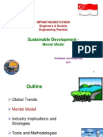 2. Engrg Practice - Sustainable Development Mental Model