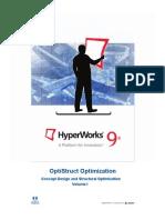 Optistruct Optimization 90 Vol1 Manual