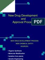 Nwe Drug Development and FDA