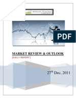 MT-Daily Equity Morning Update 27 Dec 2011
