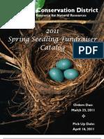 2011 Spring Tree Sale Catalog FINAL