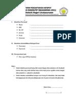Form Daftar Hotspot