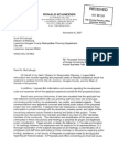 Sept 2007 Citizen Letters re:Airport Business Park Development