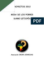 Mesa de Los Pobres 2012