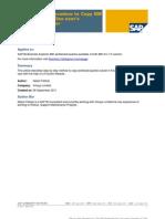 SAP Copy Workbook
