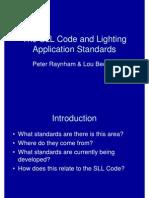 2009 Code & Application Standards