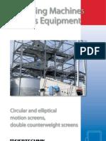 Screening Machines and Process Equipment 01