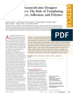 Jacob. W. Ciszek et al- Assembly of Nanorods into Designer Superstructures