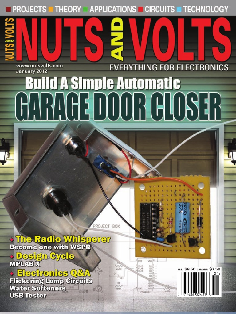 Nv 2012 01 Camera Printed Circuit Board Electronic Hobby Site Contact Debouncing In Circuits
