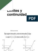 1.- Limites
