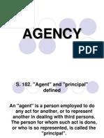 Agency(1)