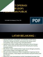Materi Standart Operasi Prosedur (Sop)