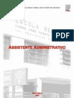 Assistente Administrativo-2007