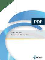 Orckit-Corrigent Company Brief