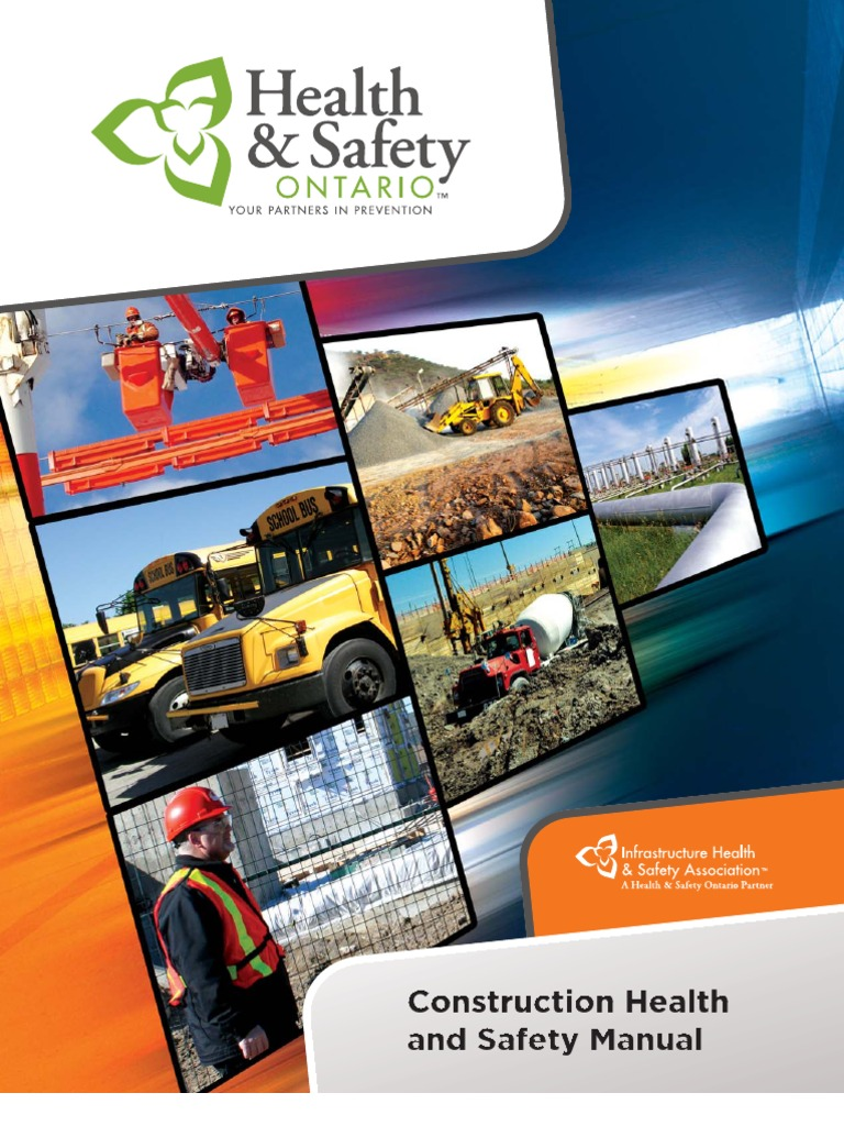 Construction health and safety manual first aid occupational construction health and safety manual first aid occupational safety and health fandeluxe Images