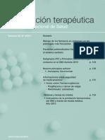 Boletín de Información Terapeútica del SNS
