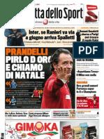 Gazzetta dello Sport - 27/12/2011
