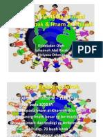 Falsafah Pendidikan Awal Kanak-Kanak & Imam Al Ghazali