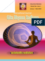 International Journal of Gita Dhyan Sadhna Jan-march 2012