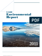 2011 Utah Report on the Environment