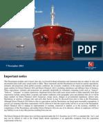 Eitzen Market Report 3q2011